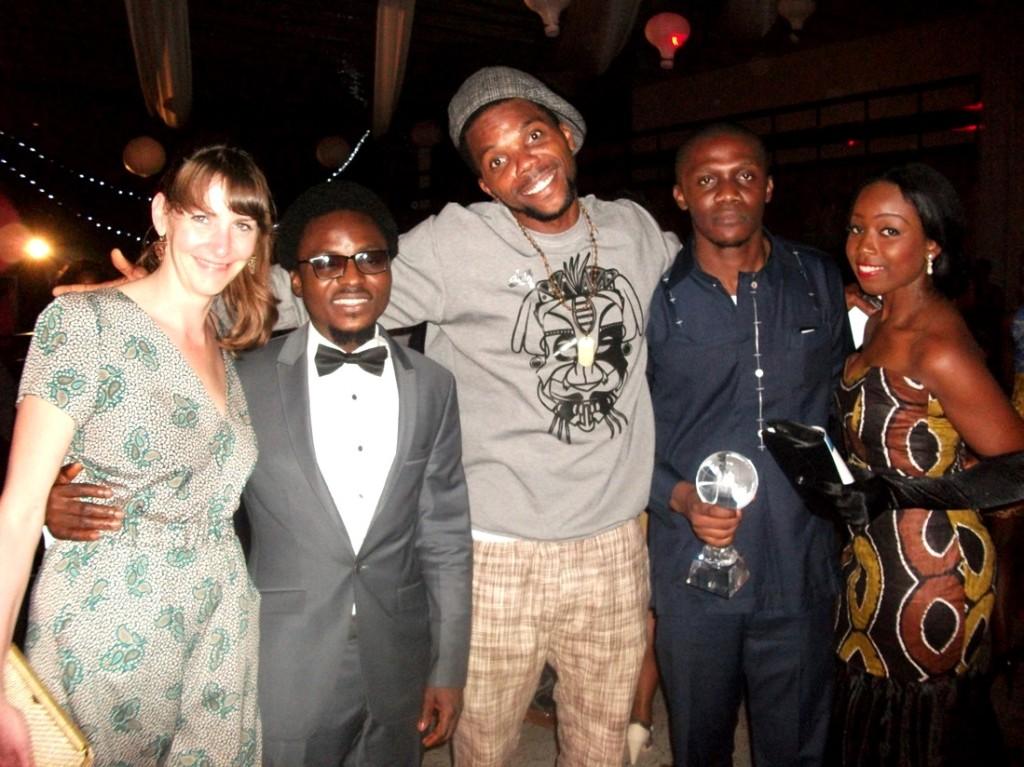 The celebrants